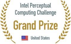 Intel Perceptual Computing Challenge :Grand Prize